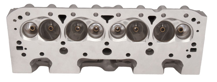 Brodix Track 1Small Block Chevy 23° Performance Cylinder Heads