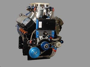 500 CI KEITH EICKERT 950HP EFI DRY SUMP RACE ENGINE