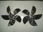 16.5 X 32 18° Hering Propellers CNC