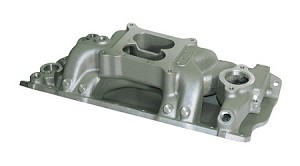 Small Block Chevy Dual Plane Manifold