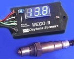 Wego 3 Wide Band Tuning Kit for Automotive applications running methanol