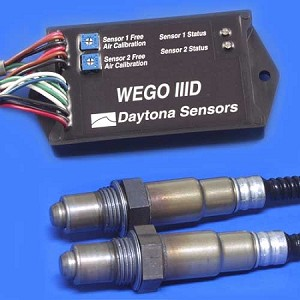 WEGO3D Dual Channel Wide-Band AFR Interface (automotive)